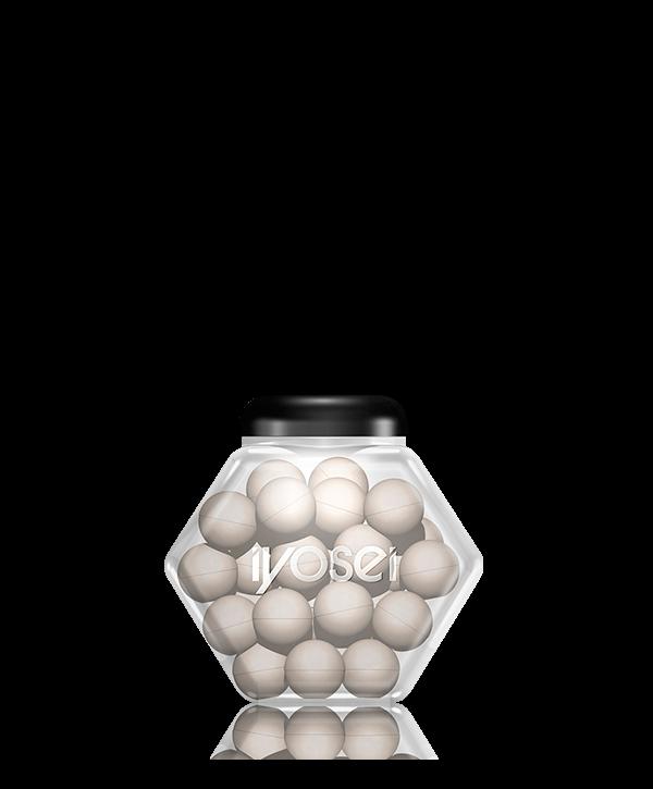 Perlas de seda – baño de crema concentrado x 13grs x 40u – Iyosei 1863de305211